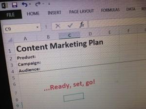 Don't think a content marketing plan is frivolous or a waste of time. It can substantially increase marketing and sales results.